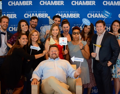 Hampton Roads Chamber of Commerce Team